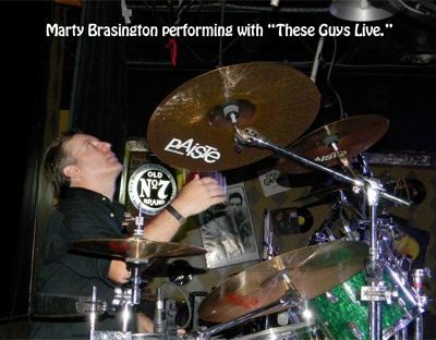 Marty Brasington - Columbus Drum Lessons